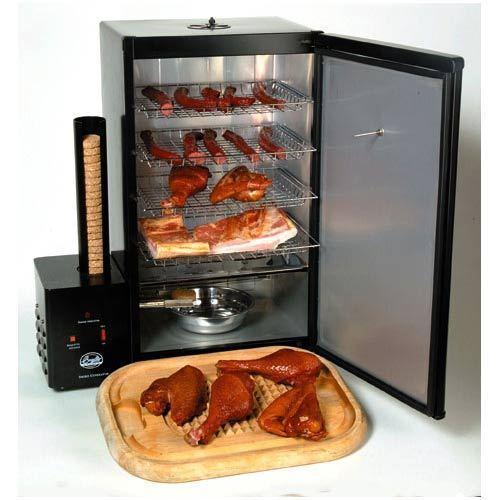 r ucherofen orginal bradley smoker bt1sce240 grillarena. Black Bedroom Furniture Sets. Home Design Ideas